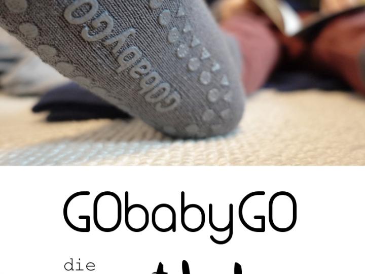 Die Welt entdecken // Produkte von GObabyGO