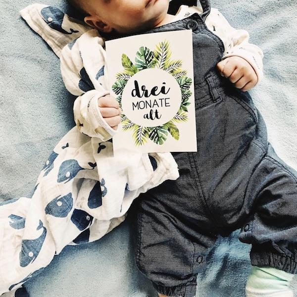 Geschenk geburt baby Schwangerschaft Freundin