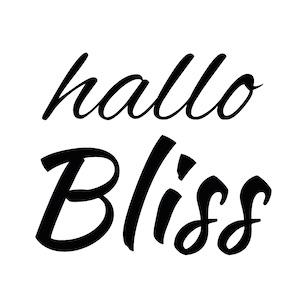 halloBliss